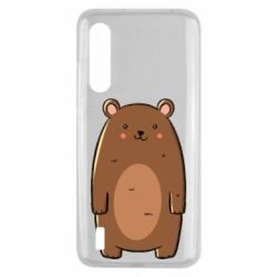 Чехол для Xiaomi Mi9 Lite Bear with a smile