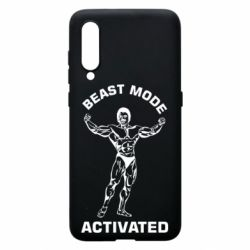 Чехол для Xiaomi Mi9 Beast mode activated