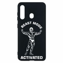 Чехол для Samsung M40 Beast mode activated