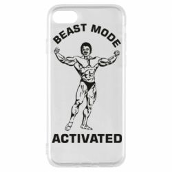 Чехол для iPhone 8 Beast mode activated