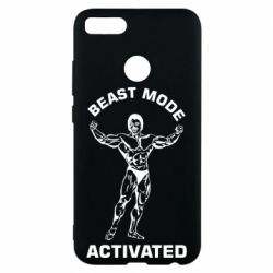 Чехол для Xiaomi Mi A1 Beast mode activated