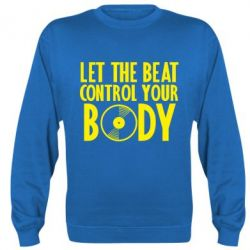 Реглан Beat control your body - FatLine