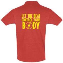 Футболка Поло Beat control your body - FatLine