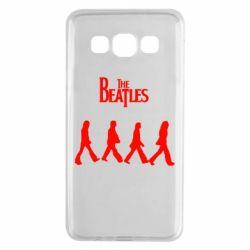 Чохол для Samsung A3 2015 Beatles Group