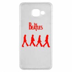 Чохол для Samsung A3 2016 Beatles Group