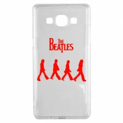Чохол для Samsung A5 2015 Beatles Group