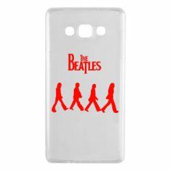 Чохол для Samsung A7 2015 Beatles Group