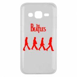 Чохол для Samsung J2 2015 Beatles Group