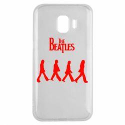 Чохол для Samsung J2 2018 Beatles Group
