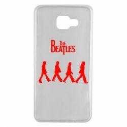 Чохол для Samsung A7 2016 Beatles Group