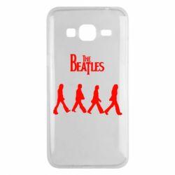 Чохол для Samsung J3 2016 Beatles Group