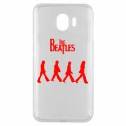 Чохол для Samsung J4 Beatles Group