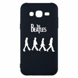 Чохол для Samsung J5 2015 Beatles Group