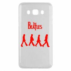 Чохол для Samsung J5 2016 Beatles Group