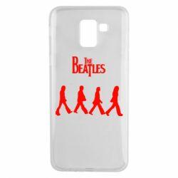Чохол для Samsung J6 Beatles Group