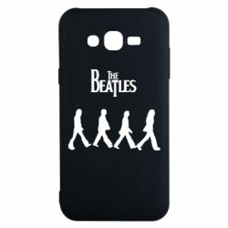Чохол для Samsung J7 2015 Beatles Group