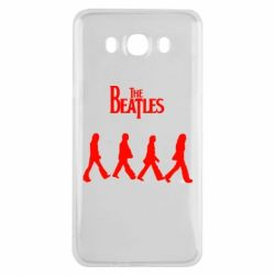 Чохол для Samsung J7 2016 Beatles Group