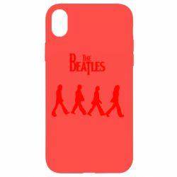 Чохол для iPhone XR Beatles Group