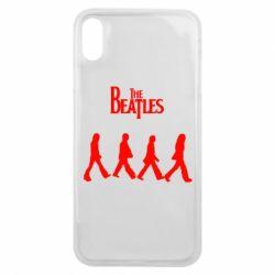 Чохол для iPhone Xs Max Beatles Group