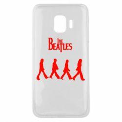 Чохол для Samsung J2 Core Beatles Group