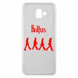Чохол для Samsung J6 Plus 2018 Beatles Group
