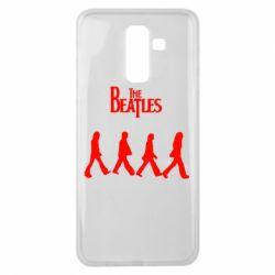 Чохол для Samsung J8 2018 Beatles Group