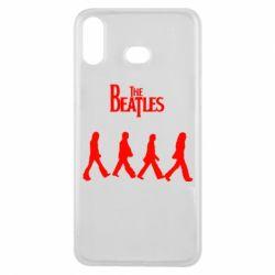 Чохол для Samsung A6s Beatles Group