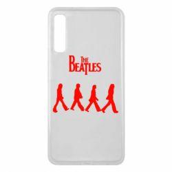 Чохол для Samsung A7 2018 Beatles Group