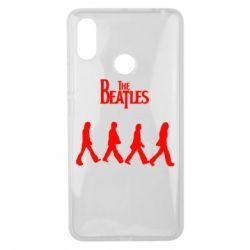 Чохол для Xiaomi Mi Max 3 Beatles Group