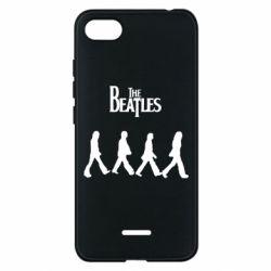 Чохол для Xiaomi Redmi 6A Beatles Group