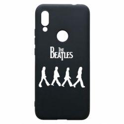 Чохол для Xiaomi Redmi 7 Beatles Group