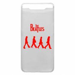Чохол для Samsung A80 Beatles Group