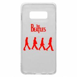 Чохол для Samsung S10e Beatles Group