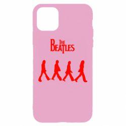 Чохол для iPhone 11 Beatles Group
