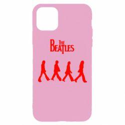 Чохол для iPhone 11 Pro Max Beatles Group