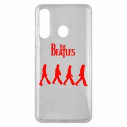Чохол для Samsung M40 Beatles Group