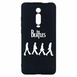 Чохол для Xiaomi Mi9T Beatles Group