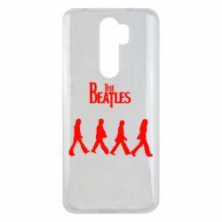 Чохол для Xiaomi Redmi Note 8 Pro Beatles Group