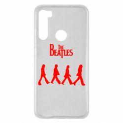 Чохол для Xiaomi Redmi Note 8 Beatles Group