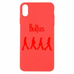 Чохол для iPhone X/Xs Beatles Group