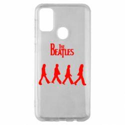 Чохол для Samsung M30s Beatles Group