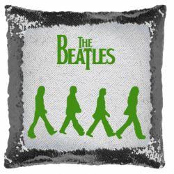 Подушка-хамелеон Beatles Group