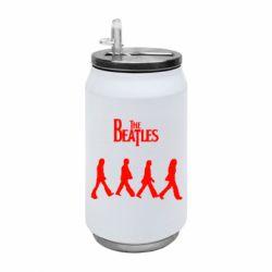 Термобанка 350ml Beatles Group