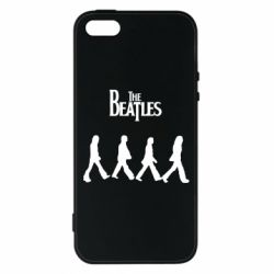 Чохол для iphone 5/5S/SE Beatles Group