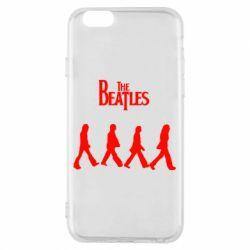 Чохол для iPhone 6/6S Beatles Group