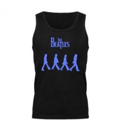 Мужская майка Beatles Group - FatLine