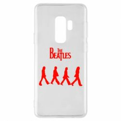 Чохол для Samsung S9+ Beatles Group