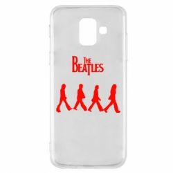 Чохол для Samsung A6 2018 Beatles Group