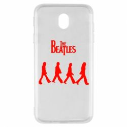 Чохол для Samsung J7 2017 Beatles Group