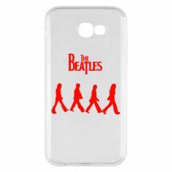 Чохол для Samsung A7 2017 Beatles Group